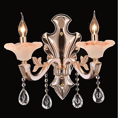 Wandlampen Glas Wandleuchte 220v 40 W / E14