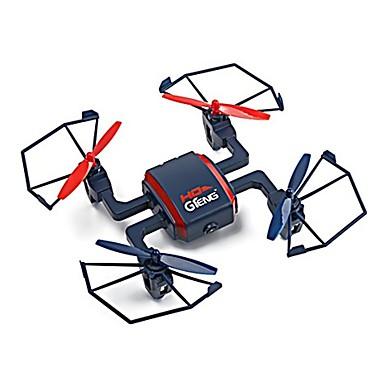 RC Dron Gteng T901C 4 kanałowy 2,4G Z kamerą HD 720P Zdalnie sterowany quadrocopter Możliwośc Wykonania Obrotu O 360 Stopni / Z kamerą