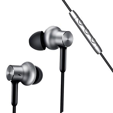 abordables Ecouteurs & Casques Audio-Xiaomi Dans l'oreille Câblé Ecouteurs Dynamique Acier inoxydable / Plastique Sport & Fitness Écouteur Stereo / LA CHAÎNE HI-FI Casque