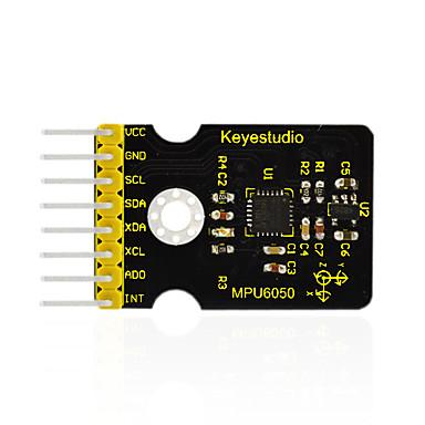 keyestudio gy-521 mpu6050 3-osiowy żyroskop i akcelerometr do arduino