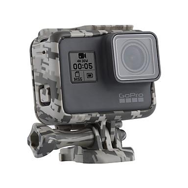 Ramka ochronna Standardowa rama Obuwie turystyczne Odporne na czynniki zewnętrzne Odporne na wstrząsy Dla Action Camera Gopro 6 Gopro 5