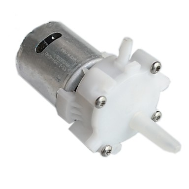 Pompa prądu stałego o pojemności 3-12 V rs-360sh