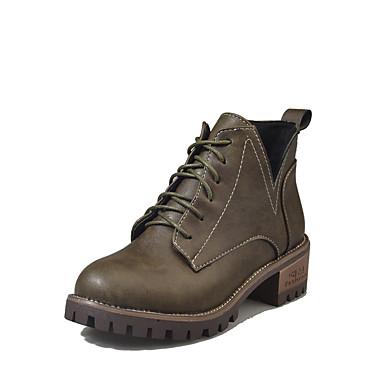 Damen Schuhe PU Sommer Komfort Sneakers Walking Niedriger Heel Offene Spitze Für Normal Schwarz Leichte Kaffee Hellbraun
