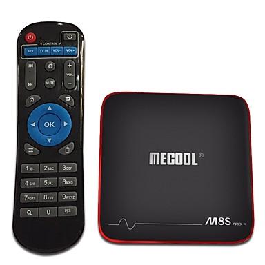 ieftine Cutii TV-MECOOLTV BOX M8S PRO W Android7.1.1 Amlogic S905W 2GB 16GB Miez cvadruplu