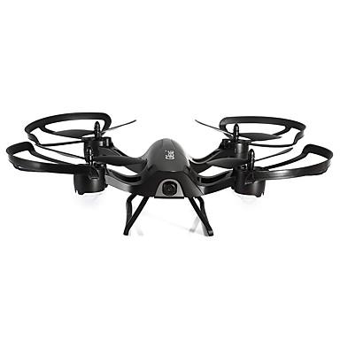 RC Dron T905F-1 4 kanałowy Oś 6 2,4G Z kamerą HD 720P Zdalnie sterowany quadrocopter Do przodu do tyłu Powrót Po Naciśnięciu Jednego