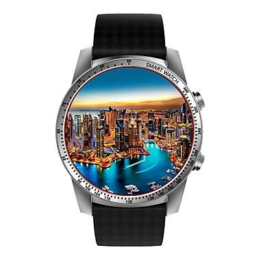 Inteligentny zegarek na Android 5.1 Kamera / aparat / Krokomierze / Kontrola APP Pulsometr / Stoper / Krokomierz / Rejestrator aktywności fizycznej / Budzik / WCDMA (850/2100MHz) / 512 MB
