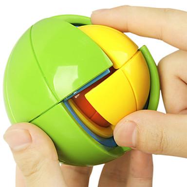 hesapli Oyuncaklar ve Oyunlar-Bilgelik Topları / 3D Yapbozlar / Labirent Topu Klasik 1 pcs DIY Çocuklar için / Çocuklar Genç Erkek Hediye