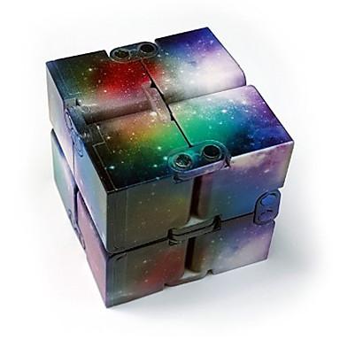 Kostka Infinity Zabawki biurkowe Stres i niepokój Relief Miejsca Chrom Styl klasyczny Sztuk Dla chłopców Dla dzieci Dla dorosłych Dla
