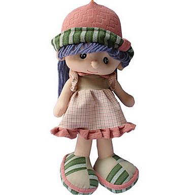 Plüschtiere Mädchen Puppe Spielzeuge Zeichentrick Menschen Geburtstag Hochzeit Familie Karikatur Spielzeug Cartoon Design Mode Mädchen 1