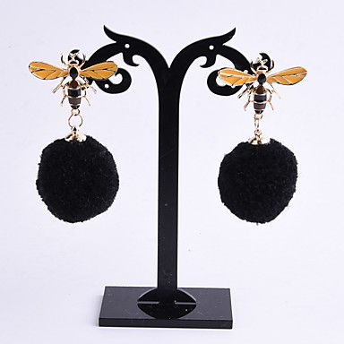 Women S Geometric Drop Earrings Hoop Earrings Ball Dainty