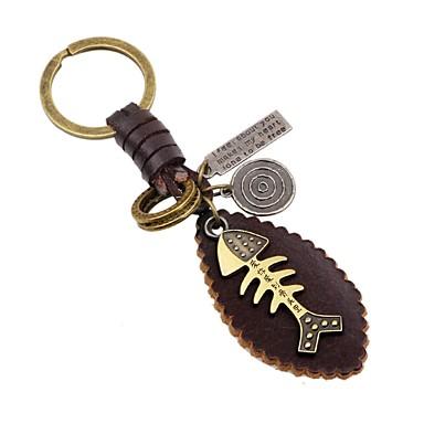 Łańcuszek do kluczy Biżuteria Gold Nieregularny Skórzany Stop Zwierzęta Modny Codzienny Wyjściowe Damskie