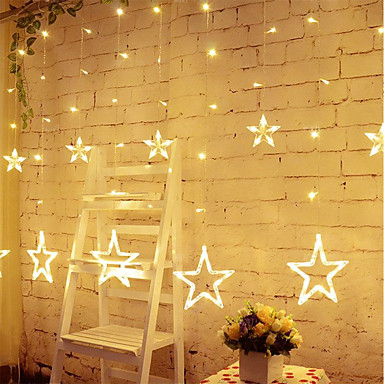 KWB Łańsuchy świetlne 158 Diody LED Ciepła biel Biały Wielokolorowy Wodoodporne 220-240 V