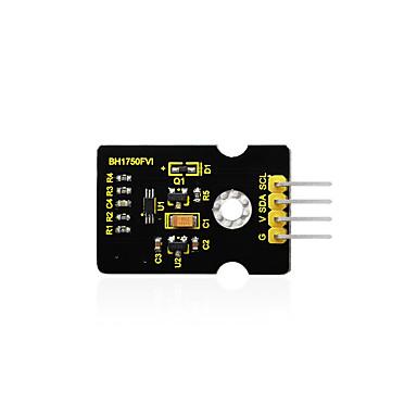 keyestudio bh1750fvi cyfrowy interfejs światłowodowy czujnik światła iic