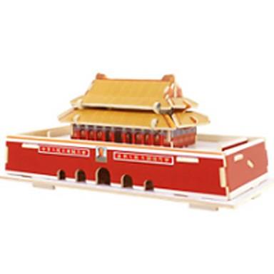RUOTAI 3D - Puzzle Modellbausätze Architektur Berühmte Gebäude 1pcs Kinder Geschenk