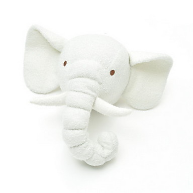 Mode Elefant Tiere Tier Plüschtiere Puppen Kuscheltiere & Plüschtiere Niedlich Kinder Tiere Weich Cartoon Design Matschig Dekorativ