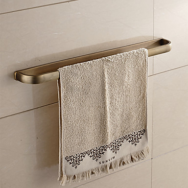 Wieszak na ręczniki Archaistic Miedź 1 szt. - Kąpiel w hotelu 1-ręcznik Bar