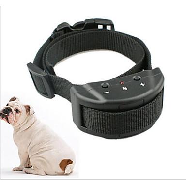 Pies bark Collar Trener Przenośny Anti Bark Kontroler głośności Łatwa instalacja Łatwy w użyciu
