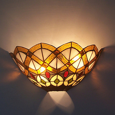 Rustikal / Ländlich Wandlampen Glas Wandleuchte 220v 40W