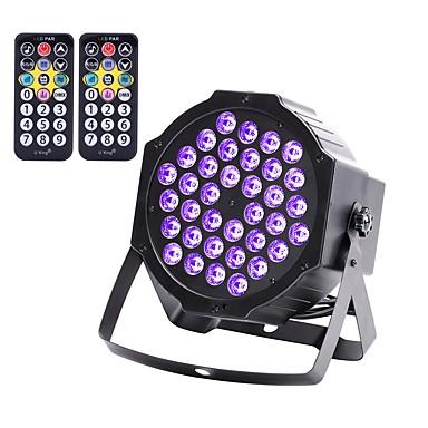 U'King Oświetlenie LED sceniczne DMX 512 / Master-Slave / Aktywowana Dźwiękiem na Impreza / Kij Profesjonalny / a