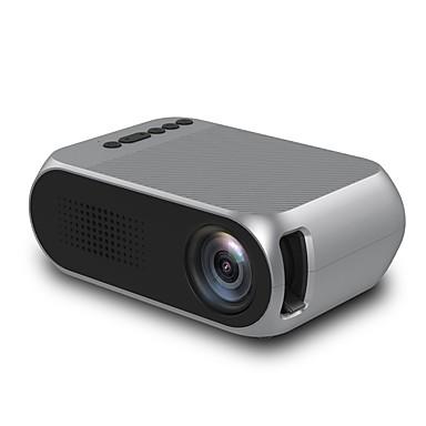 YG320 LCD Proiector Home Cinema LED Proiector 400-600 lm A sustine 1080 (1920 x1080) 24-80 inch Ecran