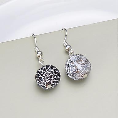 Damen Tropfen-Ohrringe - Süß Silber Für Geschenk / Alltag