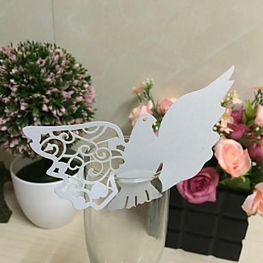 Ślub / Impreza / Specjalne okazje Tworzywo / Pearl Paper Dekoracje ślubne Święto Wiosna, jesień, zima, lato