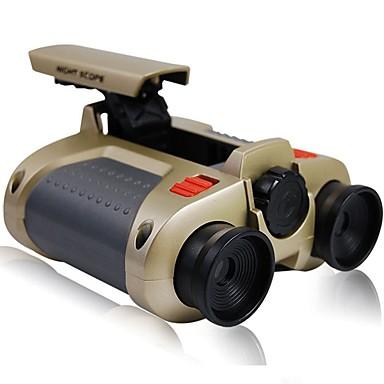 abordables Monoculaires, Jumelles & Télescopes-4 X 30 mm Jumelles BAK4