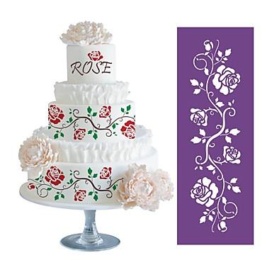 Formy Ciasta Kwadrat Tort Biżuteria DIY Wysoka jakość Kreatywne Narzędzie do pieczenia New Arrival