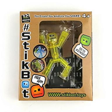 Robot Stikbot Kreatywne Nowość 1 pcs Dla dzieci Dla dorosłych Zabawki Prezent