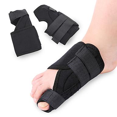 baratos Palmilhas-2pçs ortopédicas Toe Separadores & joanete Pad Tecido Peito do Pé Primavera Inverno Mulheres