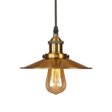 Lampy widzące Światło rozproszone Galwanizowany Metal Antyrefleksyjny, Styl MIni 110-120V / 220-240V Zawiera żarówkę / E26 / E27