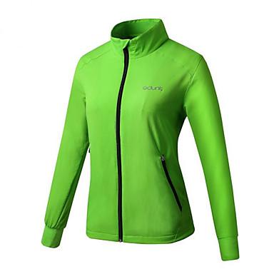 בגדי ריקוד נשים גולף ג'קט עמיד / ייבוש מהיר / נשימה גולף / פעילות חוץ ספורט וחוץ / חורף