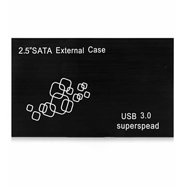 מארז כונן קשיח מתאים ל HDD ABS USB 3.0 25HC307