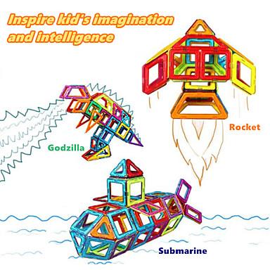 Mágneses blokk / Építőkockák Klasszikus Fun & Whimsical Fiú Ajándék
