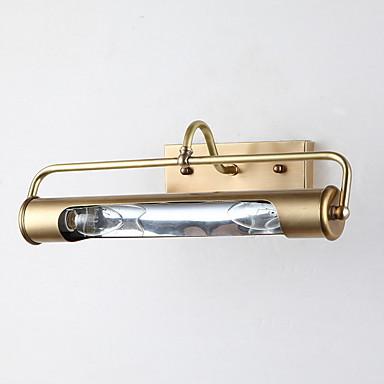 מגן עין פשוט מנורות קיר סלון מתכת אור קיר 220V 40 W / E14