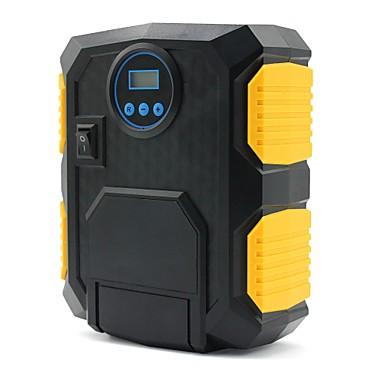 מדחס אוויר נייד pumpdc12v 150psi צמיג דיגיטלי inflator עם תאורה הוביל - כיבוי אוטומטי