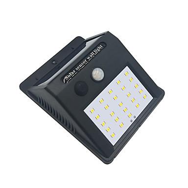 billige Utendørsbelysning-brelong 1 pc 4w 25led menneskekropps sensor vanntett utendørs flom hvitt lys