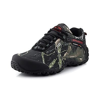 אור סוליות טול סתיו / חורף נוחות נעלי אתלטיקה אפור / חאקי / טיפוס