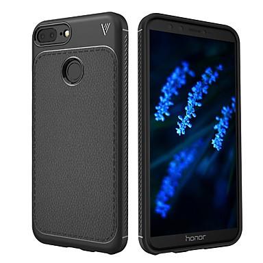מגן עבור Huawei Honor 9 Lite Honor 7X עמיד בזעזועים מזוגג צבע אחיד רך ל Huawei