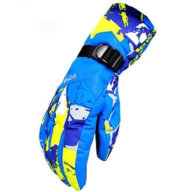 יוניסקס על כל האצבע שמור על חום הגוף עמיד מונע החלקה PU תערובת פולי/ כותנה מחנאות וטיולים סקי רכיבה על אופניים / אופנייים מחנאות / צעידות