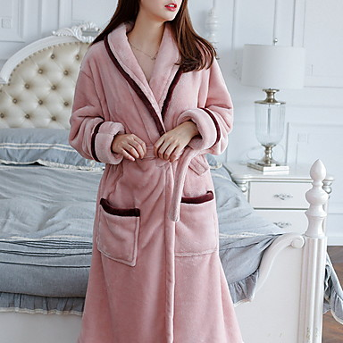 Fresh Style Bath Robe,Solid Superior Quality 100% Polyester 100% Polyester Towel