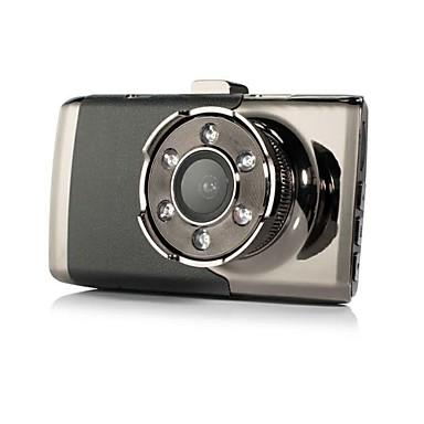 billige Bil-DVR-1080p Bil DVR 140 grader Bred vinkel 3 tommers Dash Cam med Night Vision 6 infrarøde LED Bilopptaker