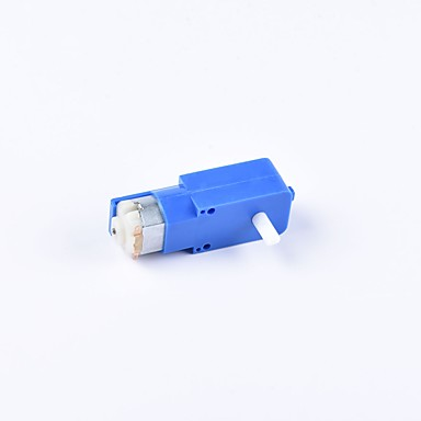 סרטן הממלכה ® מכירה חם tt מוט בצבע כחול פיר כפול 1/120 עבור צעצועים DIY