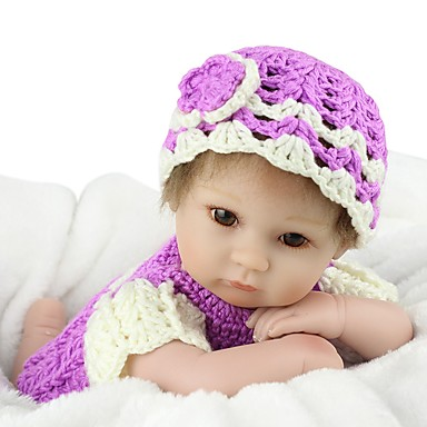 NPK DOLL בובה מחדש תינוקות בנות 18 אִינְטשׁ סיליקון ויניל - כְּמוֹ בַּחַיִים ריסים ידניים ציפורניים אטומות וחותמות הילד של יוניסקס / בנות צעצועים מתנות / CE / עור טבעי / ראש דיסקט