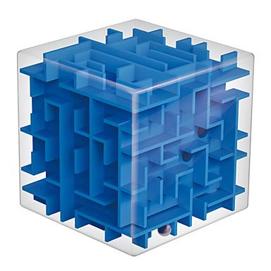 Maze 3D Maze Puzzle Box Matte Sticker Plastics Kid's Unisex Gift