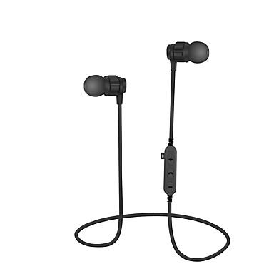 MS-T8 באוזן / צוואר הצוואר אלחוטי אוזניות דִינָמִי פלסטי ספורט וכושר אֹזְנִיָה עם מיקרופון / עם בקרת עוצמת הקול אוזניות