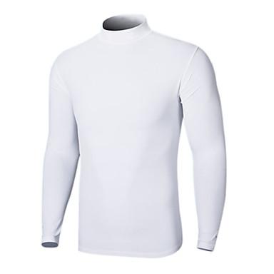 בגדי ריקוד גברים גולף רוכסן עליון ייבוש מהיר עמיד לביש נשימה גולף פעילות חוץ