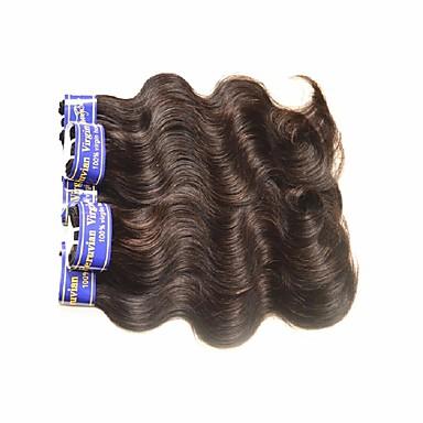 שיער בתולי Body Wave שיער פרואני 250 g 12 חודשים יומי