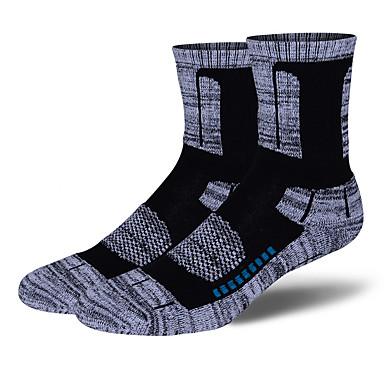 Sport Socks / Athletic Socks Bike / Cycling Socks Men's Yoga / Hiking / Climbing Keep Warm / Anatomic Design / Protective 1 Pair All