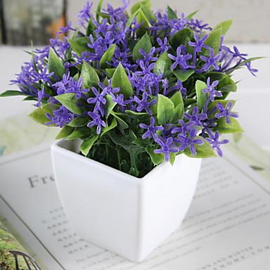 פרחים מלאכותיים 1 ענף סגנון מודרני אחרים פרחים לשולחן / אחת אגרטל